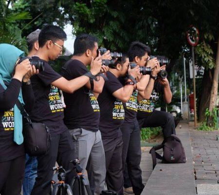 Basic Fotografi Regular Weekend  Class