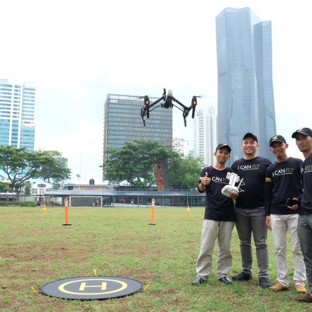 Drone Training Outdoor