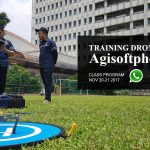 KURSUS DRONE MAPPING