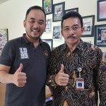Jakarta school of photography bersama Dr. Yusuf Muhyidin, m.Pd Direktur Pembinaan Kursus