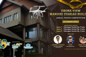 lomba foto drone bank mandiri