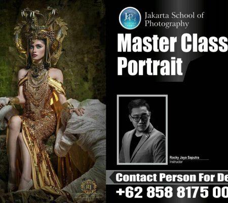 PORTRAIT MASTER CLASS