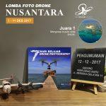 Lomba foto drone Nusantara – Herry Tjiang