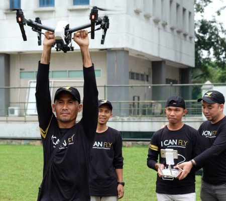 Kursus Pemetaan Drone – Regular class