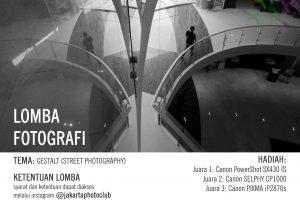 Jakata school of photography info lomba foto