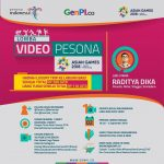 LOMBA VIDEO PESONA ASIAN GAMES 2018