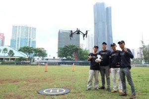 cari tempat belajar drone terpercaya