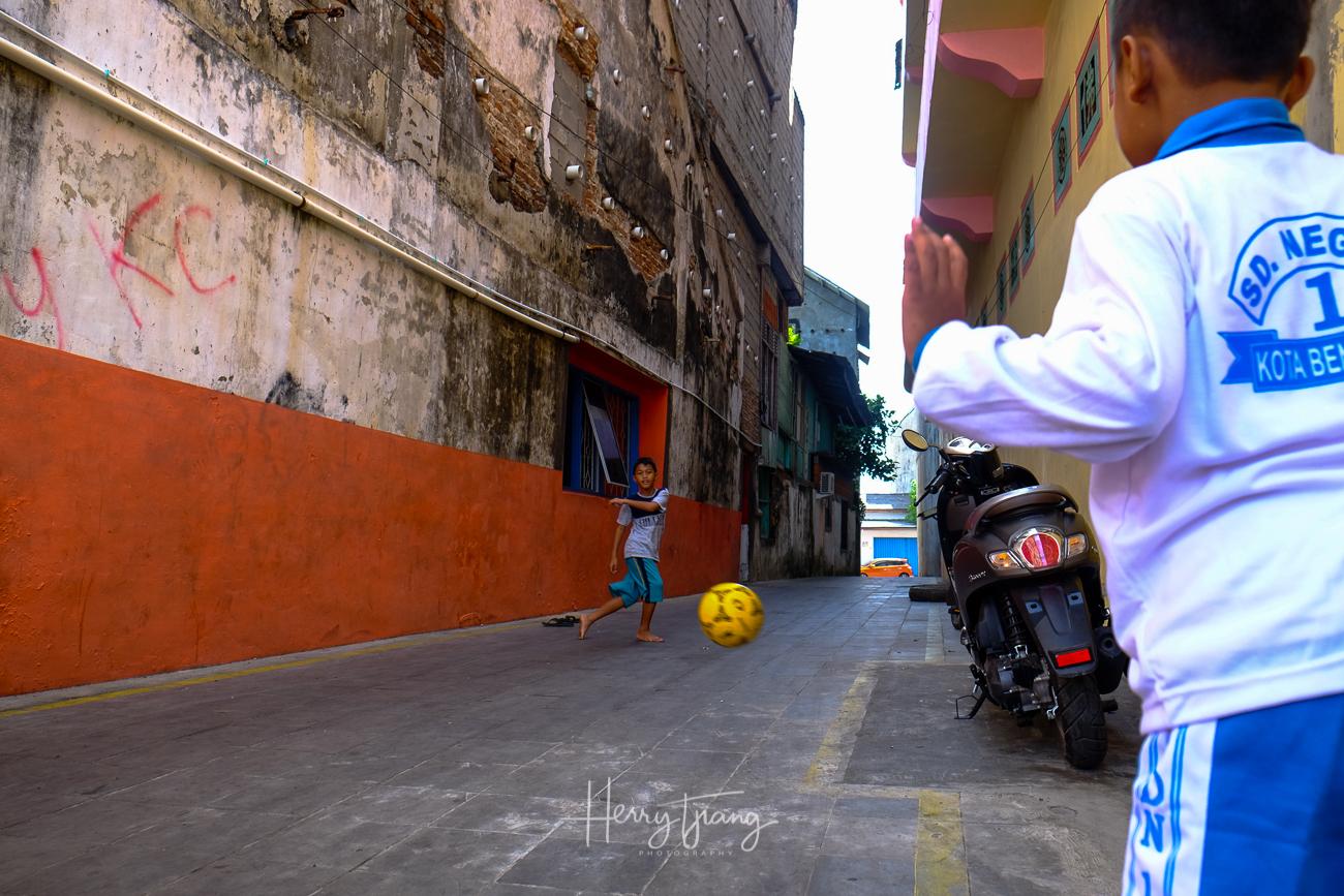 Cina town Bengkulu