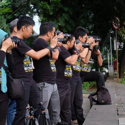 HUNTING FOTO – Jakarta school of photography