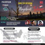 LOMBA FOTO INSTAGRAM MAGNIFICENT INDONESIA