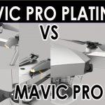 PERBEDAAN DJI MAVIC PRO & DJI MAVIC PRO PLATINUM