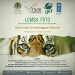 Lomba Foto Satwa Kebanggaan Indonesia 2018 Berhadiah Paket Wisata