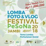 Ikuti Lomba Foto & Vlog tingkat nasional