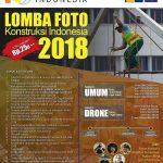 Lomba Foto Kontruksi Indonesia 2018
