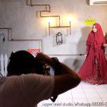 5 Tips Memotret Model Hijab Dalam Studio Foto