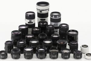 spesifikasi lensa
