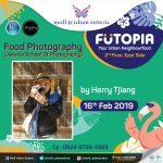 Workshop Food Photography Mall Alam Sutera