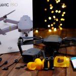 Review Daftar Produk Drone 2018