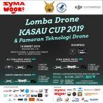 Lomba Drone Kasau Cup 2019