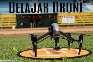 Belajar drone pemula