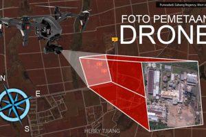 harga pemetaan menggunakan drone