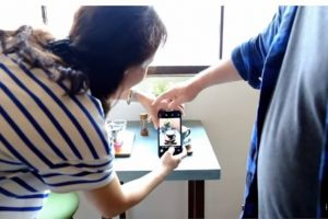 tips memotret dengan handphone