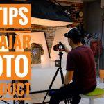 5 Tips Belajar Foto Product