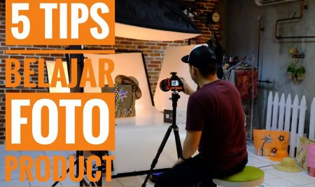 5 Tips Belajar Foto Product
