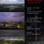 City Cape Perpustakaan nasional Hunting Rooftop Jakarta School of Photograhy