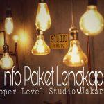 Info Paket Lengkap Upper Level Studio Jakarta