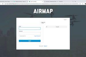 airmap tutorial