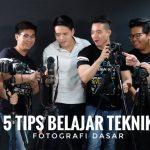 5 Tips Belajar Teknik Fotografi Dasar