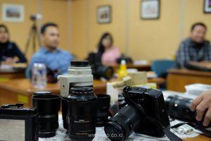 cara ambil foto bokeh dengan lensa kit
