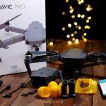 5 Tips Cara Merawat Baterai Drone