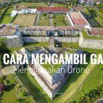 5 Tips Cara Mengambil Gambar Menggunakan Drone
