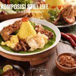 5 Trik Komposisi Still Life Dalam Food Photography