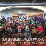 Kemeriahan Perayaan 10 tahun Jakarta school of photography
