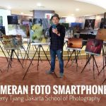Pameran Foto Smartphone Herry Tjiang Jakarta School of Photography
