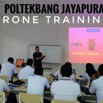 POLTEKBANG JAYAPURA DRONE TRAINING