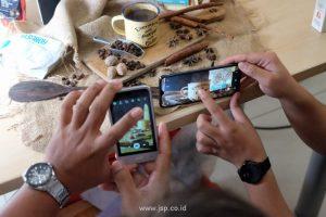 kursus fotografi smartphone