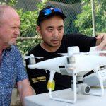 Cara Menerbangkan Drone Dji Phantom 4