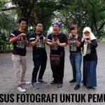 Kursus Fotografi Untuk Pemula