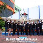Training Pesawat Tanpa Awak UAV Indonesia