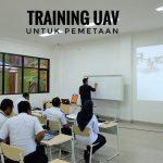 Training UAV Untuk Pemetaan