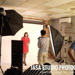 Jasa Studio Photography Dengan Lighting Lengkap