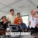 Workshop Drone PT Cikarang Listrindo