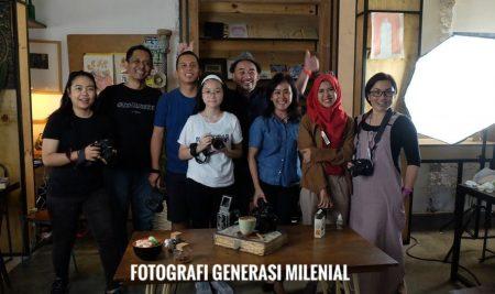 Fotografi Generasi Milenial