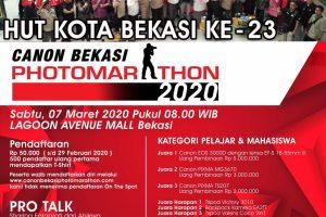 Lomba foto canon maraton