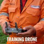 Training dan materi yang diajarkan di Workshop Drone