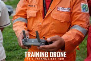 TRAINING DRONE PT CIKARANG LISTRINDO